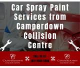 Car Spray Paint Services from Camperdown Collision Centre