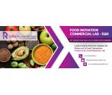 Food Research Lab R&D, food innovation company,