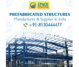 Prefabricated Structures Manufacturer