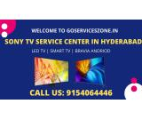 Sony TV Service Center in Hyderabad – 9154064446 |Goserviceszone |Sony LED TV |