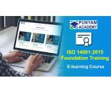 E-learning ISO 14001 EMS Foundations and Implementation Training