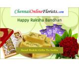 Send Rakhi Gifts to Chennai Online at Cheap Price-Same Day Delivery in 3-4 Hours