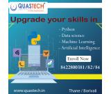 Python Training Institute in Kandivali | QUASTECH