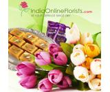 Online Flower Bouquet to Allahabad at a Cheap Price with Free Shipping