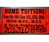 HOME TUITION INSTITUTE for quality of education