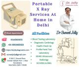 Available For Portable X Ray Services at Home in Delhi, Dr Suneet Jolly