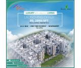 2 and 3BHK flats in bowrampet | Vajradevelopers