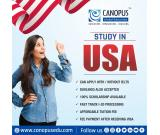 STUDY IN USA WITH CANOPUS GLOBAL EDUCATION