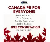 Permanent Residency in Canada. Fast Canada PR Process from India