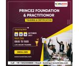 Enroll Now for Prince2 Foundation and Practitioner Certification