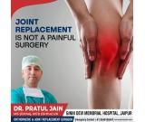 Best Orthopaedic and Knee Replacement Hospital in Jaipur