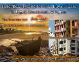 Developed Business Land For Sale in Digha