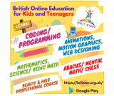 Coding and Programming Classes, Beauty Professional Course for Kids