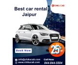 Local city Car Rental Services Jaipur