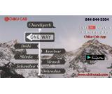 Book Chandigarh to Delhi One Way Taxi From Chiku Cab