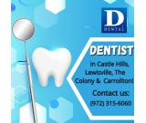 Looking for Dental Clinic in The Colony, Carrollton and Lewisville