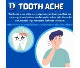 Tooth ache and gum problem