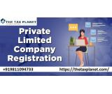 HOW TO REGISTER A PRIVATE LIMITED COMPANY ONLINE IN INDIA- STEP-BY-STEP GUIDE | THE TAX PLANET