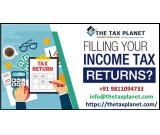 Income Tax Return Filing Online | ITR eFiling Service Online: The Tax Planet