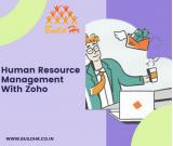 Human Resource Management with Zoho