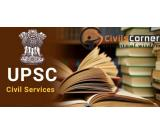Civil Services Mains Syllabus and study material from Civilscorner