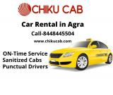 Car Hire in Agra
