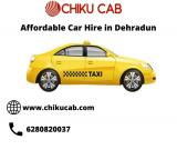Car Hire in Dehradun For Outstation Rides