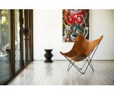 Butterfly Leather Chair - Craftshades