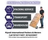 Packers and Movers in Mohali Punjab