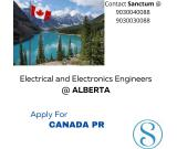 Apply for Electrical and electronics engineers in Canada