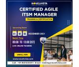 Certified Agile ITSM Manager Certification Course