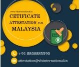 we are provides all types of document/certificate attestation