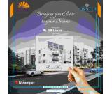 2&3BHK Flats in Nizampet for Sale | Oyster by Risinia