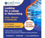 NETWORKING TRAINING WITH CERTIFICATION