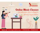 Join Instrumental Music Classes in Bangalore Offered by Sangeet Sadhana