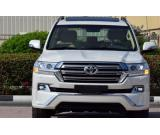 Toyota Land cruiser 2017 model GCC