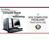 Full service professional computer repair and office networking kuwait