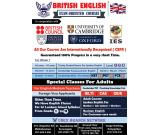 Spoken English for Kids / UK Certificate Courses