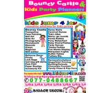KIDS PARTY PLANING / PARTY EQUIPMENT HIRE