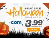 Halloween 3 Days sales hits the town