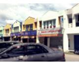 Cheng shoplot for rent