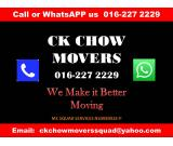 PORT DICKSON CK CHOW MOVERS 0162272229