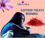 How Saffron Can Help With Sleep ?