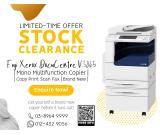 FUJI XEROX DOCUCENTRE V3065 (Limited-Time Offer) printer for rent