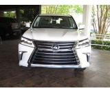 Lexus Lx 570 Used 2016 perfect condition