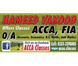 ACCA F3 (ONLINE) Teacher (WhatsApp  +923332398085) (Skype: acca.classes)