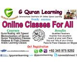 G Quran Learning