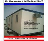 Fab Cabins for sale