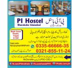 Free Girls Hostel in Islamabad