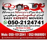 EASY MOVERS AND PACKERS 0509669001 HOUSE SHIFTING COMPANY
